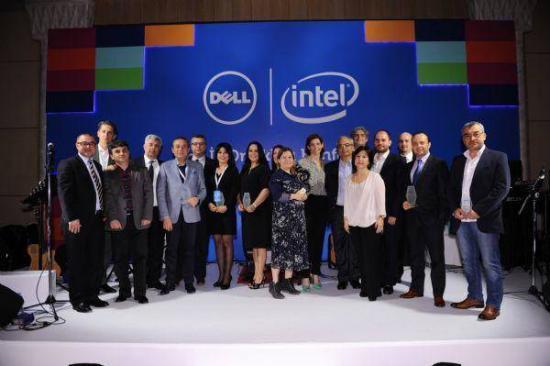 Dell ödül töreni