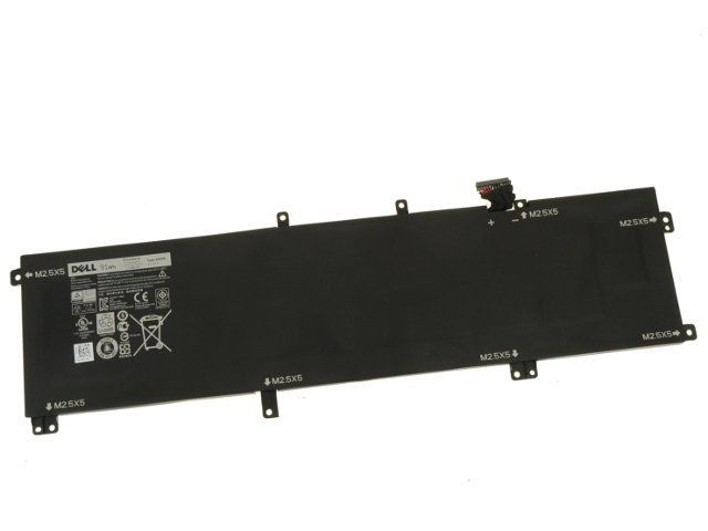 Dell T0TRM TOTRM H76MV 7D1WJ Batarya