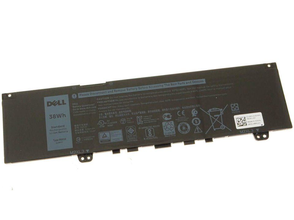 Dell Inspiron F62G0 F62G0L Batarya