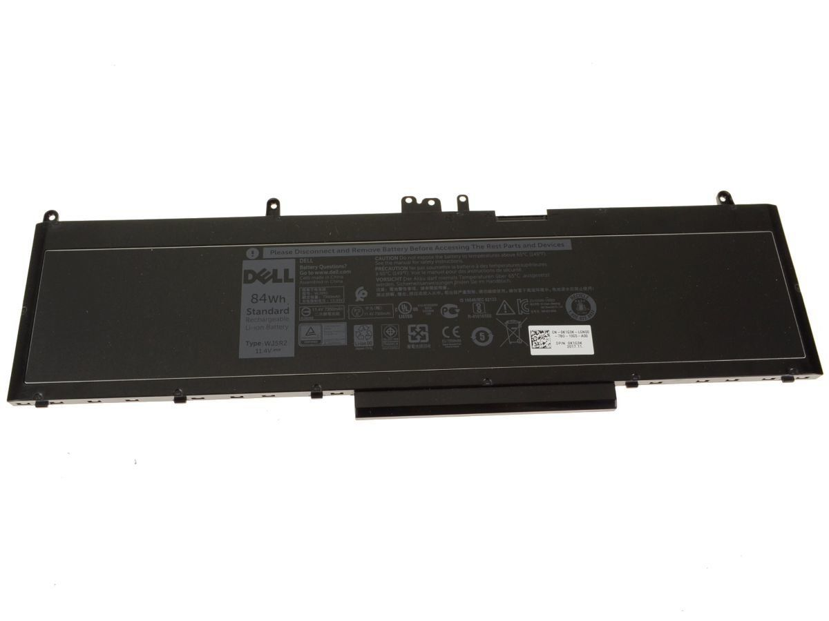 Dell Precision 3510 Batarya