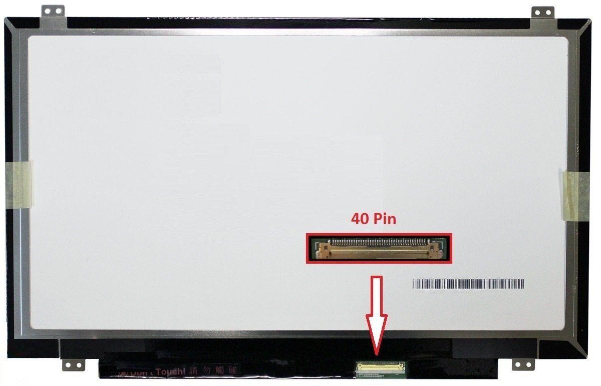Dell Inspiron 15R-5521 15R-5537 Ekran