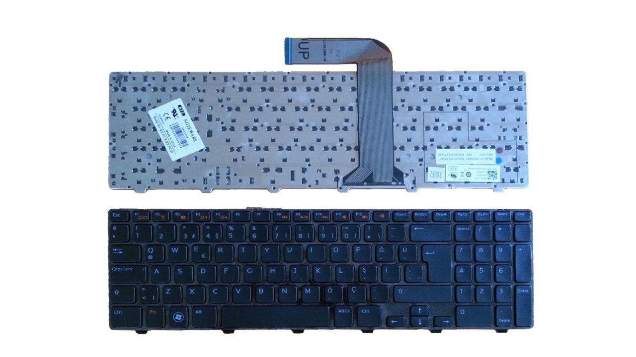Dell İnspiron MP-10K7-44 Notebook Klavyesi