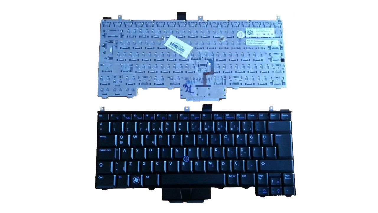 Dell Inspiron PP13S Keyboard